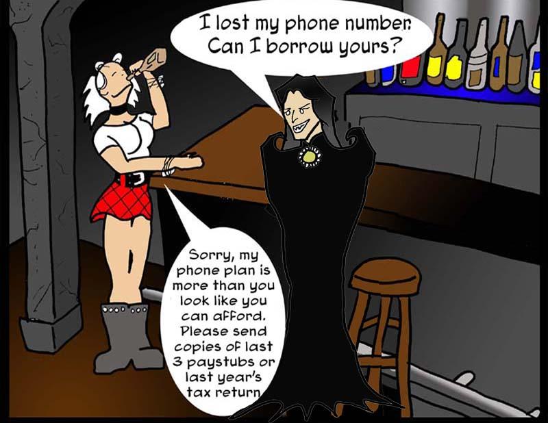 Phone plan